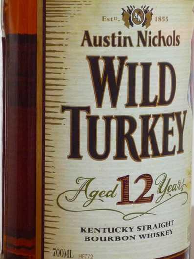 110529バーボン Wild turkey12L2.jpg
